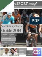 Culture Sport - Guide Cycliste 2014