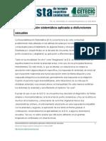 Desensibilizacion Sistematica Aplicada a Disfunciones Sexuales