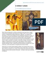 Mparalelos.com-la Conexin Entre Horus y Jesus