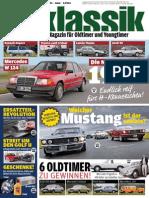 Auto Bild Klassik №1 2014