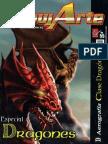 Dibujarte nº 55- dragones