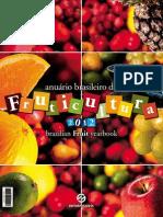anuario fruticultura 2012