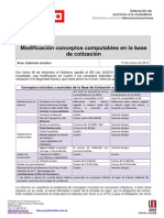 2014 01 14 Nota Informativa Modif Cotizaciones 2014