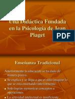 Una Didáctica Fundada en la Psicología de Jean Piaget