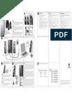 Logitech Z323 2.1 Manual