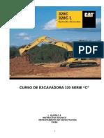 Curso de Excavadora 320 Serie