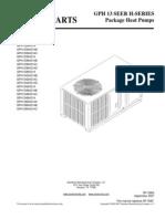 Copy of Amana Gph13 Parts Manual