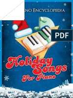Holiday Songbook 2013