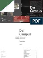 Campus - zur Zukunft deutscher Hochschulräume im internationalen Vergleich; Elbe, Judith; Wilhelm, Martin mit Julia Goldschmidt