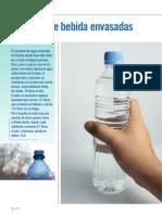 Aguas de Bebidas Envasadas