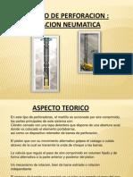 Perforacion Neumatica