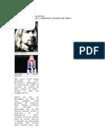 Kurt Cobain, el escritor - Rastreando las tendencias e influencias literarias del músico