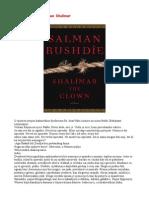 Salman Ruždi -  Klovn Šalimar