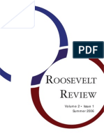Roosevelt Review 2006