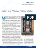 2010 Fall Safety and Medium Voltage Starters