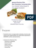 elliott management businessplan online