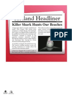 Naplan Lit Sample Killersharks