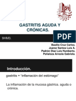 Gastritis Aguda y Cronica (1)