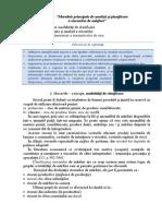 Tema 7 Stocuri - concept, clasificare, metode principale de analiză şi planificare
