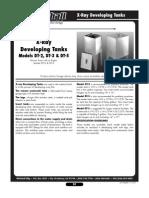 X-Ray Developing Tanks