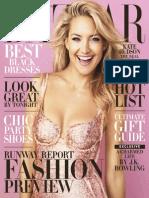 Harpers Bazaar - January 2014 USA
