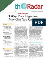 Radar Digestion 4