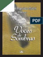 Voces de Sombras - Nelson Francisco Muloni
