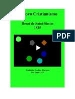 Novo Cristianismo - Saint-Simon