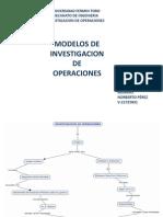 Modelos de Investigacion