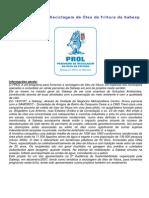 Programa Reciclagem Oleo Completo SABESP