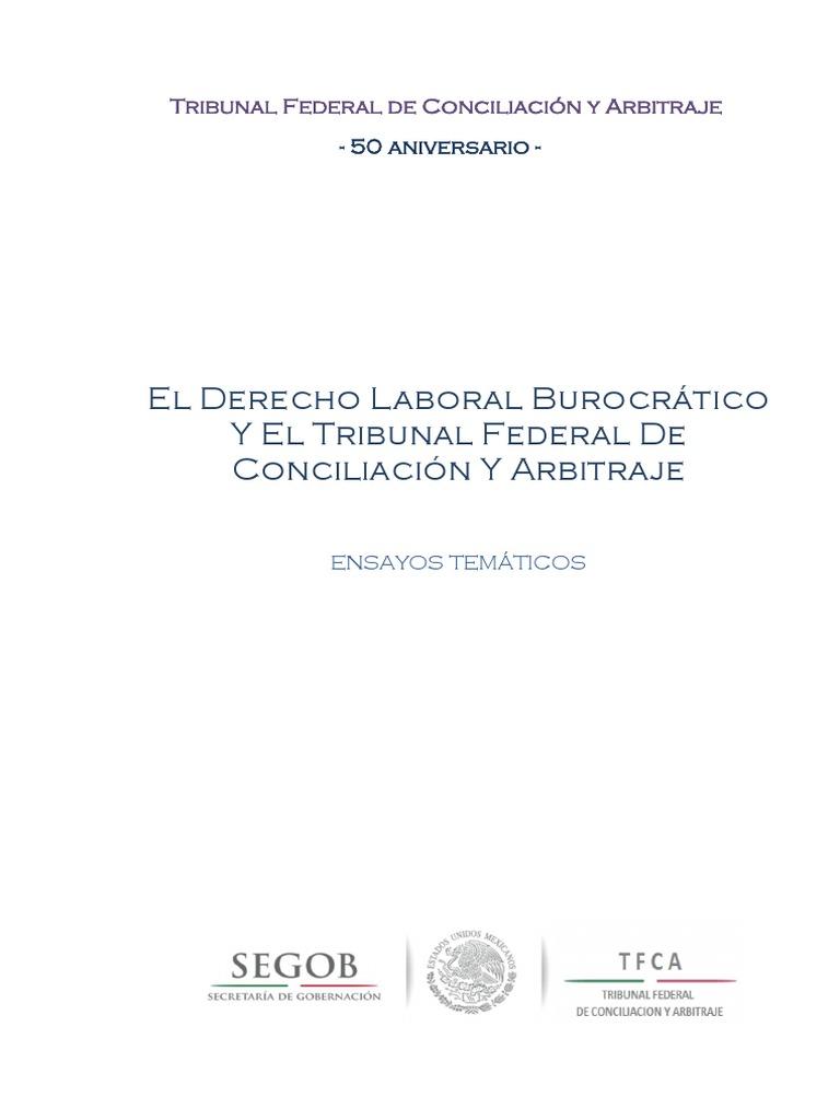 Derecho Laboral Burocratico