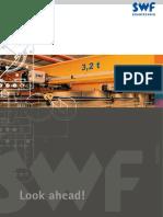 Polipastos y Puentes Grua Ingeval SWF