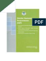 Standar Nasional Perpustakaan (SNP) oleh Perpustakaan Nasional RI