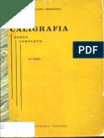 Curso Completo De Caligrafia - Amadeo Sperándio+