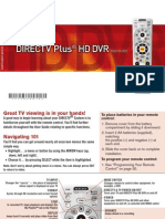 DirecTV DVR HR23 Manual