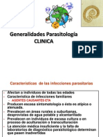 Clase Parasitologia Clinica