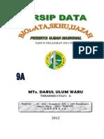 Cover Arsip Data