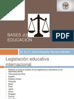 Actividad, Legislación internacional