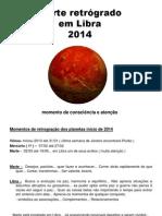 Marte em Libra 2014