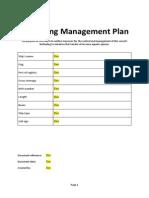 Dnv Template Biofouling Management Plan Rev1 Tcm4-524330