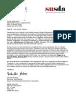 susda community donation letter - costco
