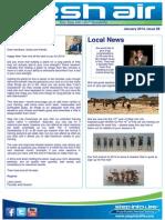 Step into Life Keysborough January 2014 Newsletter