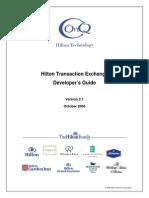 Hilton Transaction Exchange-1