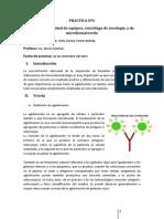 INFORME PRACTICA Nº1 - Inmunohematología