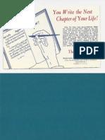 AMORC - Rosicrucian Ink Blotter (1939)