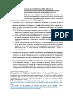 MD FEPUC sobre las normas de exención de responsabilidad penal al personal de las FFAA y PNP
