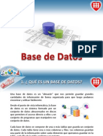 Base Datos II