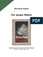GiovanniPapini-UnUomoFinito