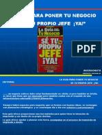 guiaparaponertunegociosetupropiojefeeusebiomadariagasoto2007-1-100721101123-phpapp01