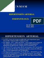 Hipertensión arterial - Dr. Ulloa